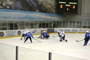 Ледовый  бой