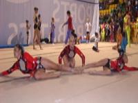 Первенство России по спортивной акробатике