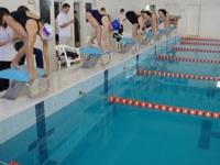 Республиканский турнир по плаванию 10-13 января 2011 г.