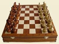 Первенство по шахматам. Результаты