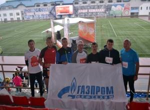 Уфимский международный марафон 2016