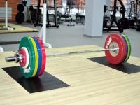 Зал тяжёлой атлетики