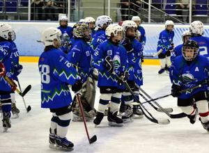 Новый набор в отделение хоккея