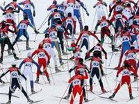 Лыжные гонки в зачет III комплексной спартакиады-2010