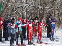 Чемпионат РБ по лыжным гонкам