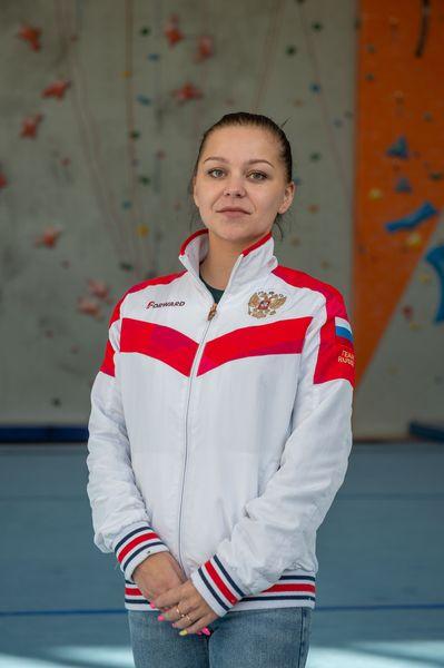 Воробьева Анна