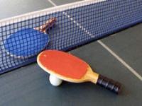 Первенство России по настольному теннису